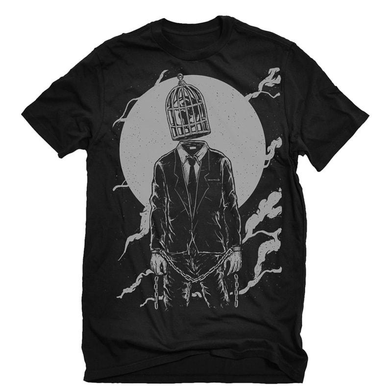 World Cage Tshirt Design buy t shirt design