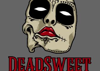 deadsweet buy t shirt design