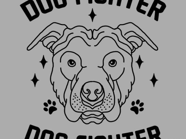 dog fighter tshirt design buy t shirt design