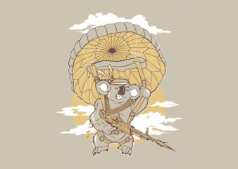 koala rambo buy t shirt design