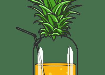 tropical juice buy t shirt design