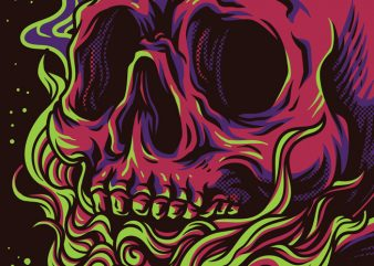 Skull Kids T-Shirt Design buy t shirt design