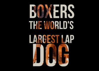 boxer dog typo buy t shirt design