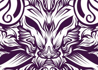 GTX t shirt design template