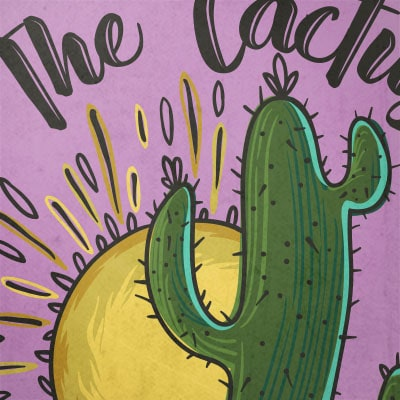 The Cactus Club t shirt designs for sale