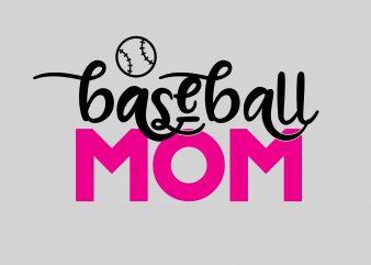 Baseball Mom buy t shirt design