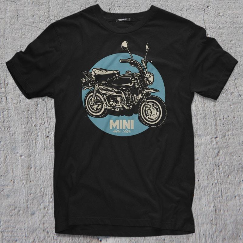 MINI buy t shirt design