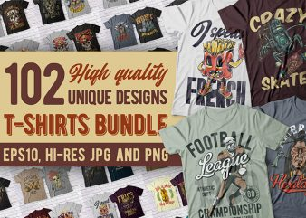T-shirts Bundle 4. Vector T-Shirt Designs t shirt template