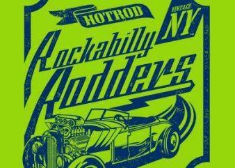 RODDERS buy t shirt design