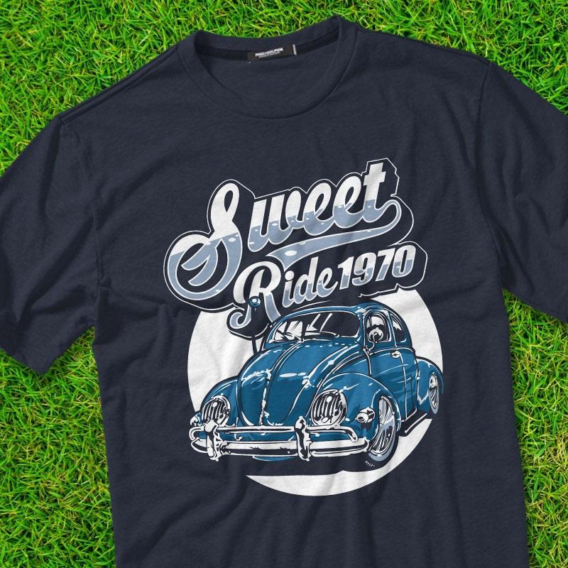 SWEET RIDE buy t shirt design