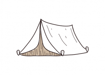 Tent camping adventure outdoor shirt designs