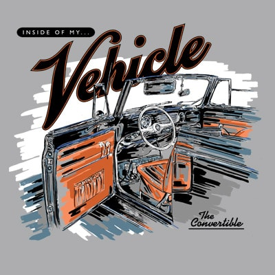 VEHICLE t shirt vector art