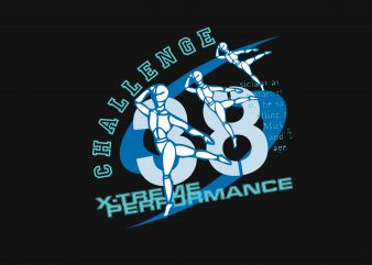Challenge 38 t shirt vector file