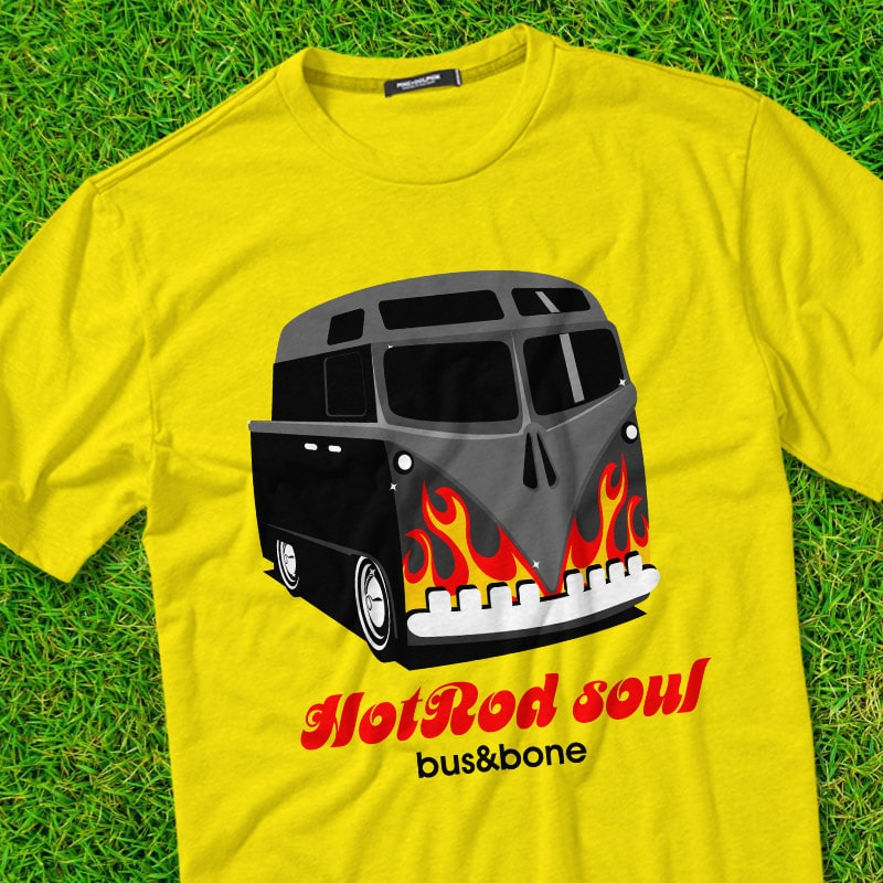 HOTROD SOUL buy t shirt design