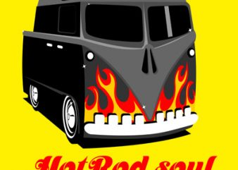 HOTROD SOUL buy t shirt design