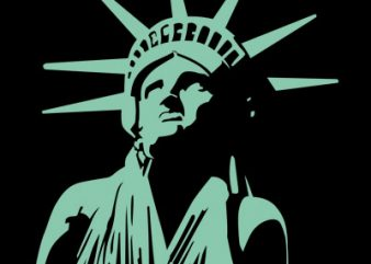 MISS LIBERTY buy t shirt design