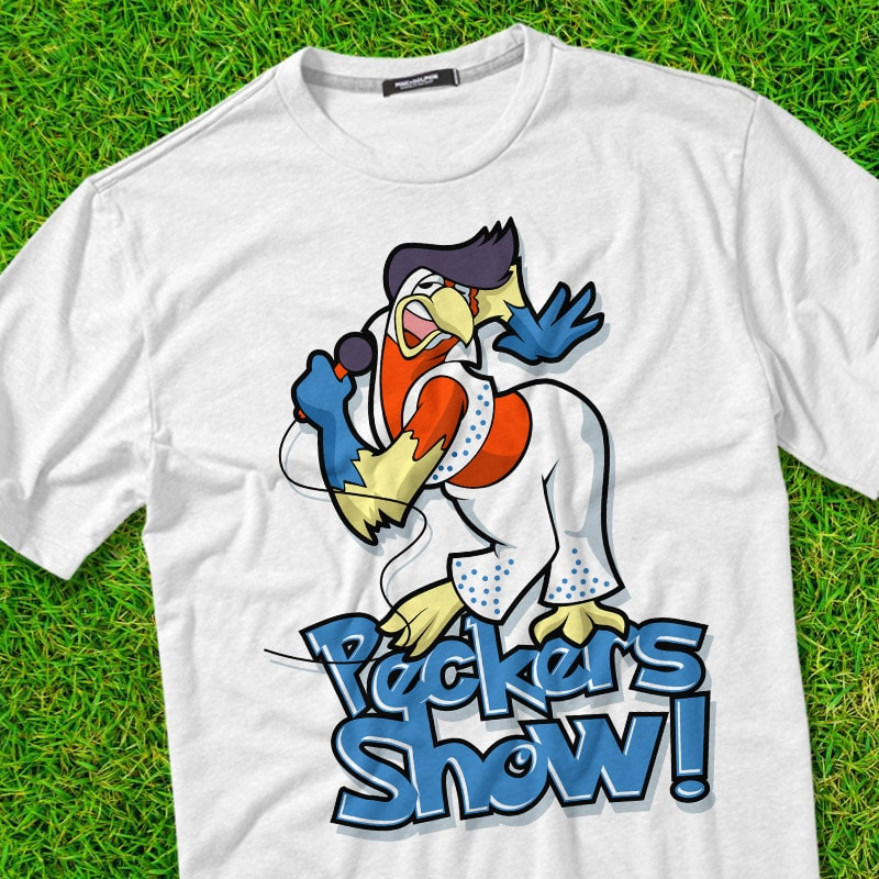 PECKERS SHOW buy t shirt design