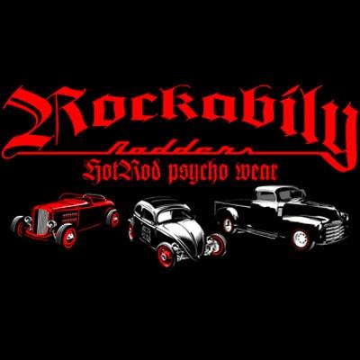 ROCKABILLY t shirt design online