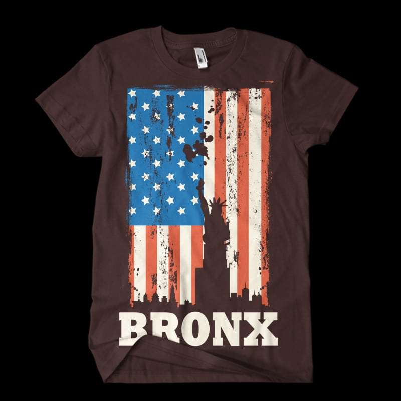 bronx Vector t-shirt buy t shirt design