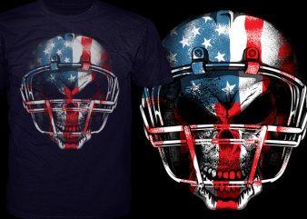American Football buy t shirt design