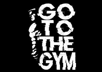 gym Vector t-shirt design