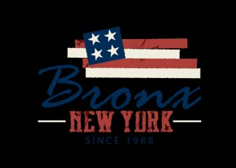 Bronx2 t shirt template