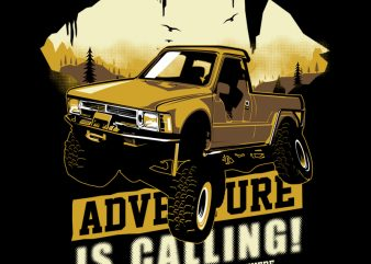 ADVENTURE buy t shirt design