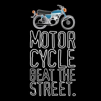 BEAT STREET t shirt template
