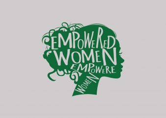 Empower buy t shirt design
