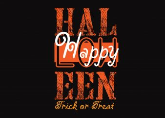 Happy Halloween buy t shirt design