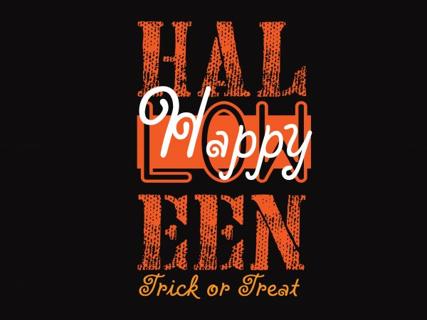 Happy Halloween graphic t shirt