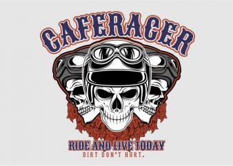 Ride and Life Today t shirt design online
