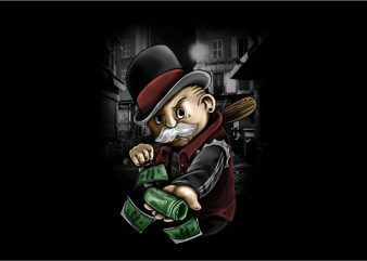 The Rich Old Man Mafia t shirt designs for sale