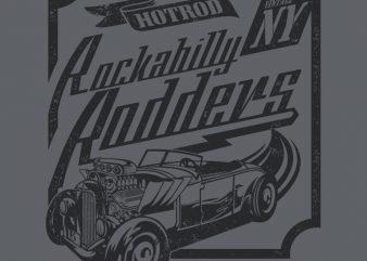 RODDERS t shirt design online