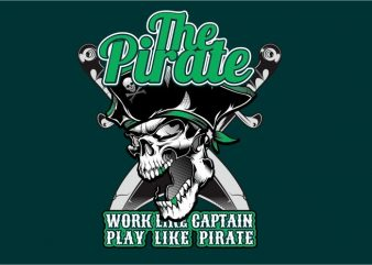 The Pirates t shirt designs for sale