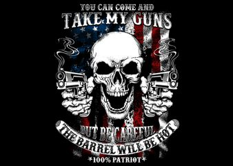 American Patriot 2 t shirt vector