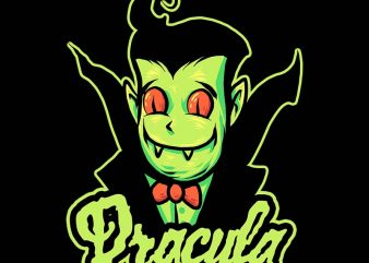 dracula tshirt design t shirt template