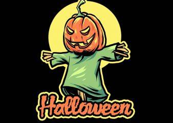 scarecrow tshirt design