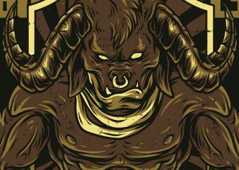 Buffalo Kills T-Shirt Design