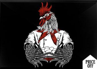 Kongkorongok t shirt vector art
