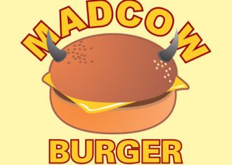 MADCOW t shirt designs for sale