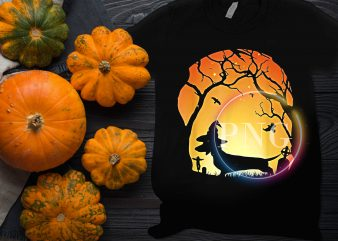 Dachshund Dog Halloween Costume Design T shirt Dog Lover