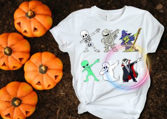 Dabbing Squad Halloween Costume Design T shirt
