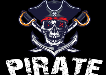 Pirate png – This is my pirate costume t shirt illustration