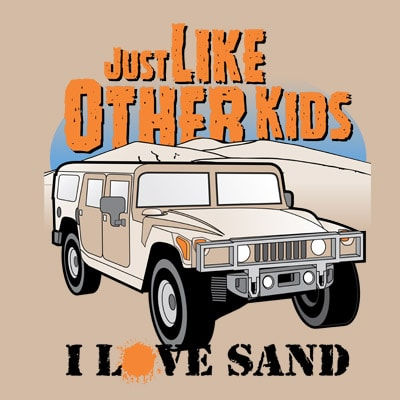 LOVE SAND t shirt vector graphic