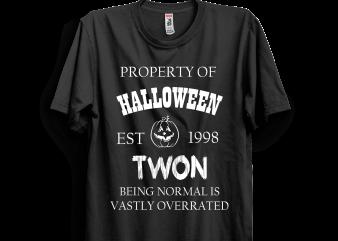 Halloween 104 graphic t shirt