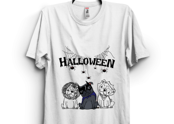 Halloween 109 graphic t shirt