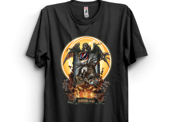 Halloween 112 graphic t shirt