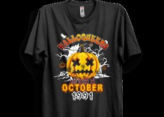 Halloween 38 graphic t shirt