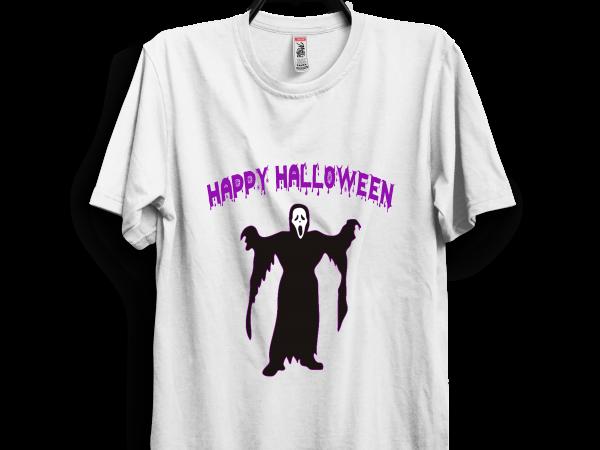 Halloween 93 graphic t shirt